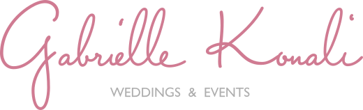 Gabrielle Konali - Weddings and Events